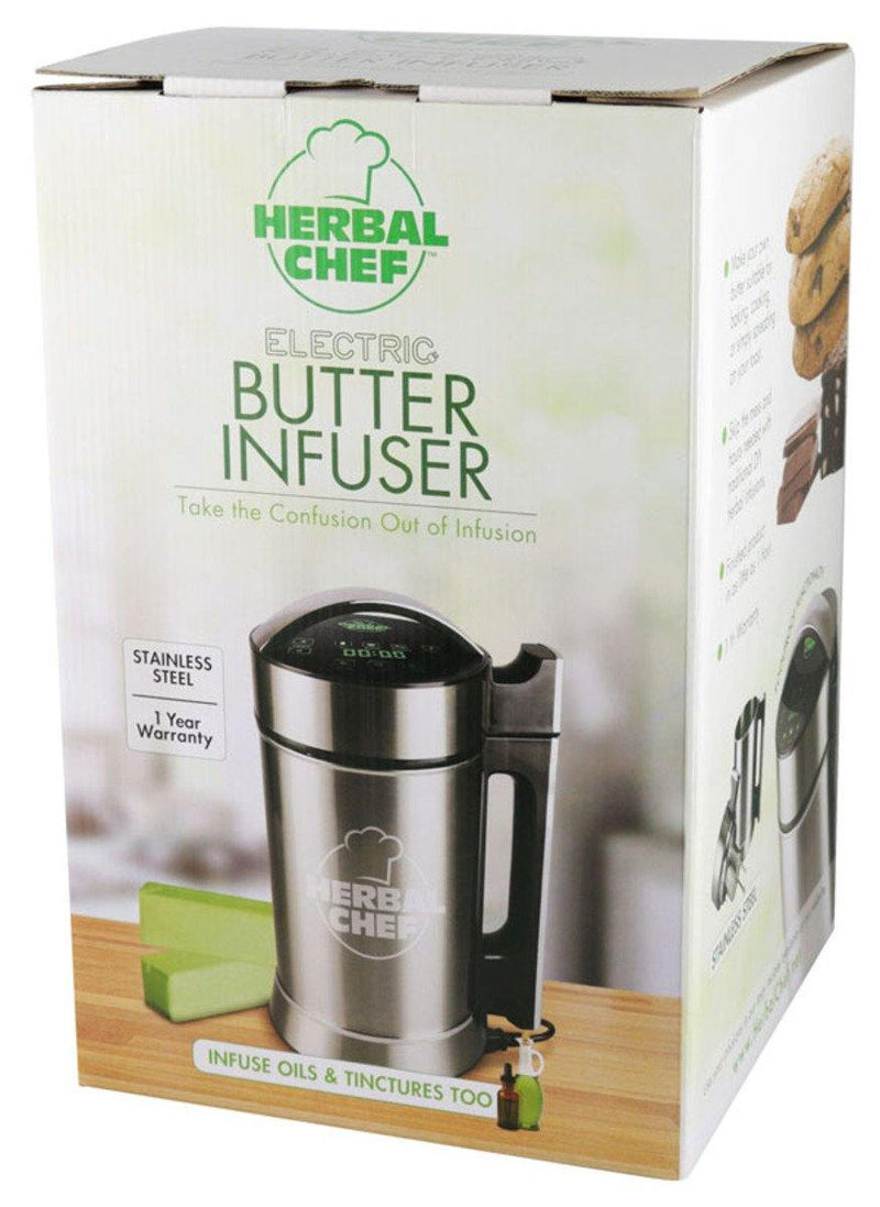 HERBAL CHEF ELECTRONIC BUTTER MAKER