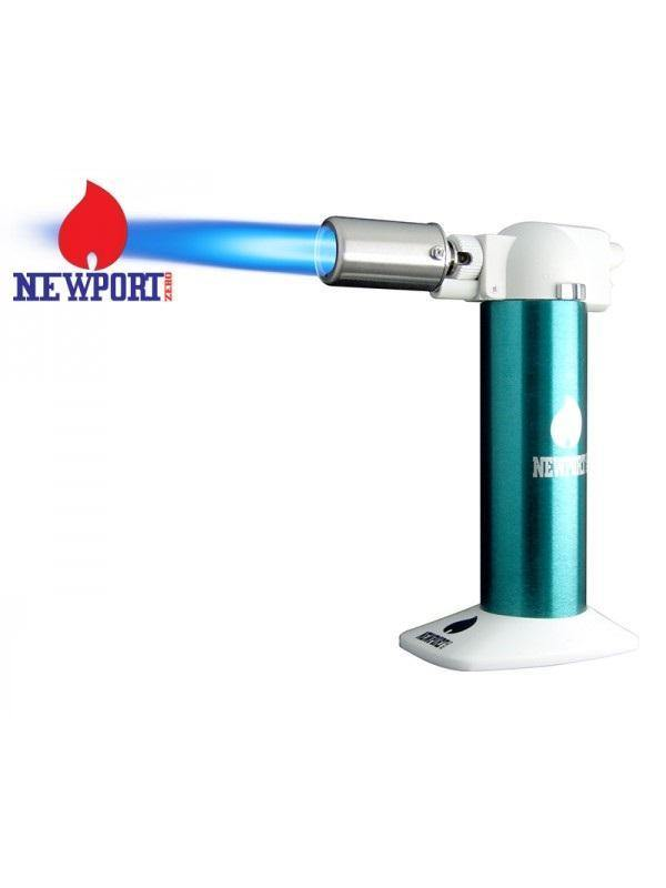 "NEWPORT ZERO MINI TORCH 5.5"" GREEN"