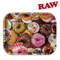Rolling Tray Raw Donut Large