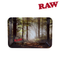 Rolling Tray Raw Smokey Trees Mini