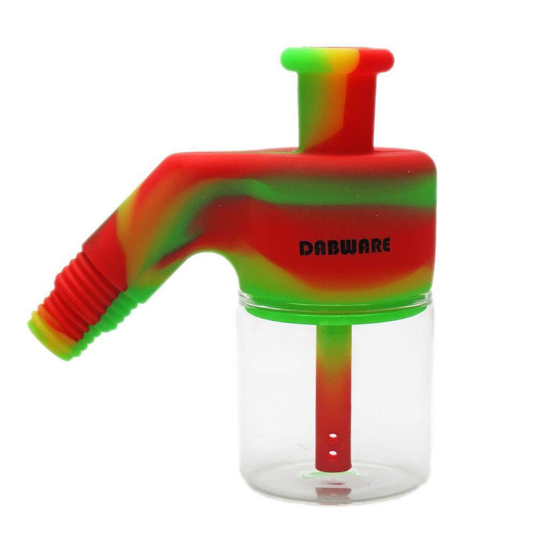 Silicone Bowl Dabware Adjustable Ash Catcher 14mm/19mm