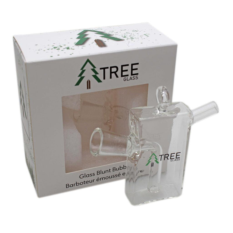 Tree Glass Juice Box Doobie Bubbler