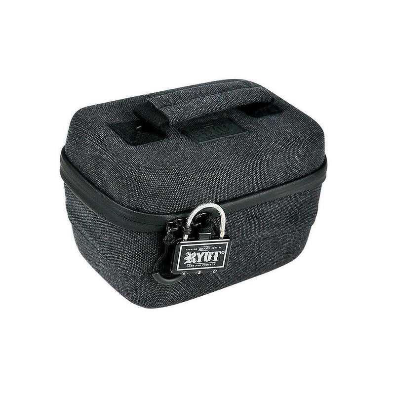 RYOT 2.3L SAFE CASE WITH SMELLSAFE TECHNOLOGY WITH RYOT LOCK - Budders Cannabis