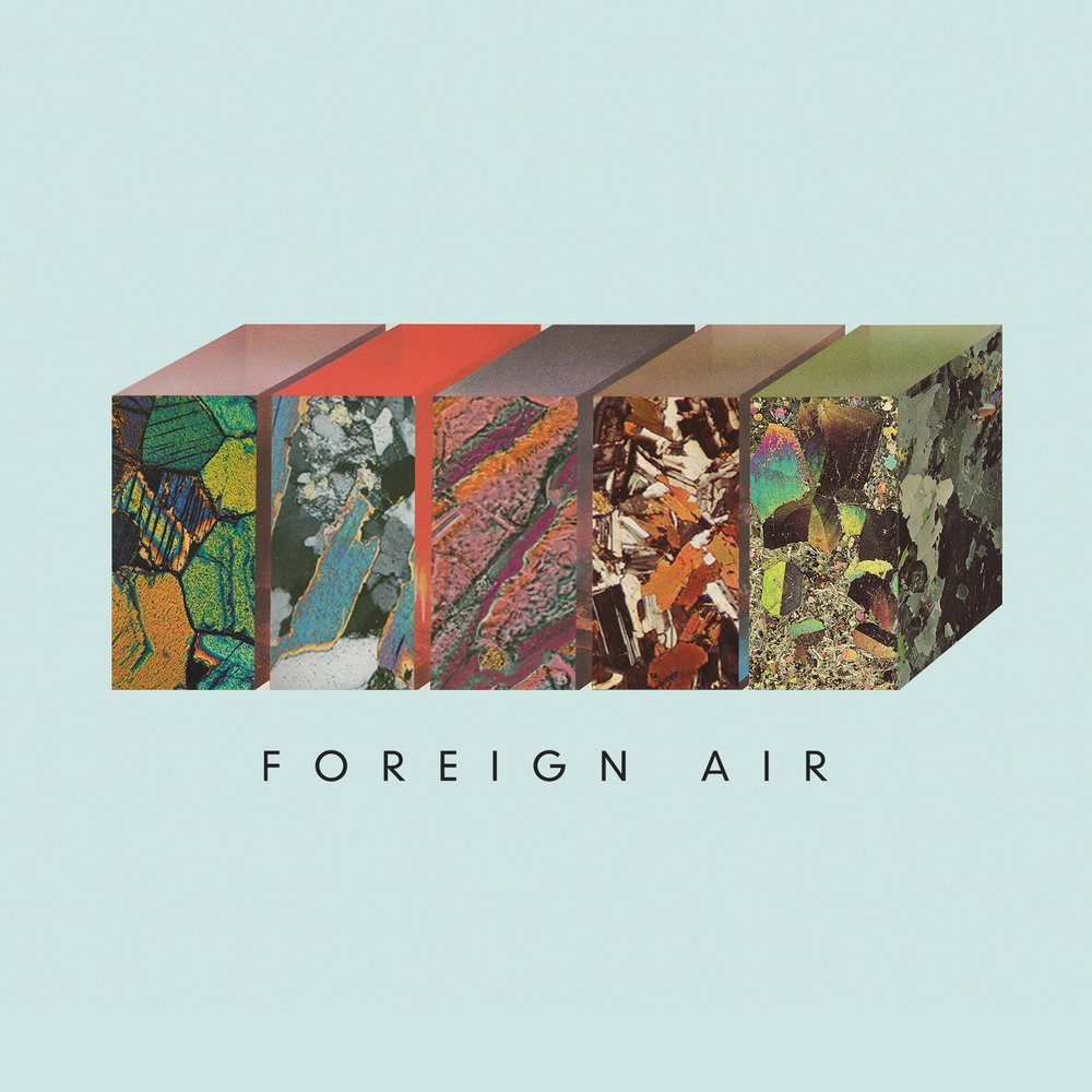 "Foreign Air ""Singles"" CD"