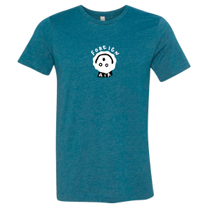 Teal Summer Tour Tee