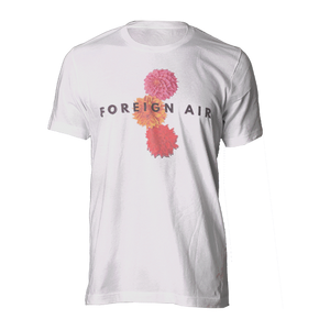 Foreign Air Flower Tee