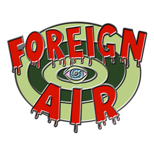 Foreign Air Pin