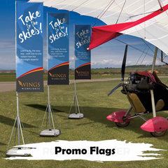 Promo Flags