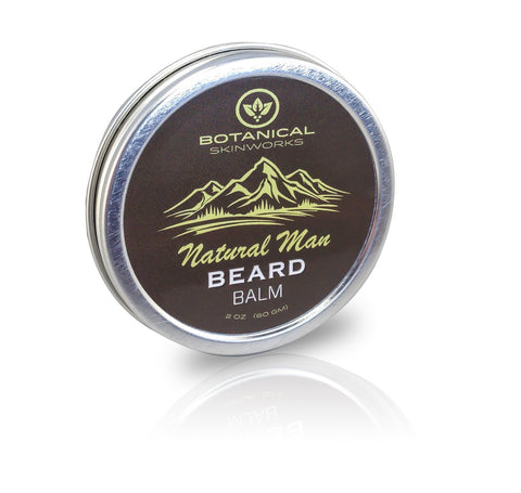 Beard Conditioning Balm - All Natural Beard Conditioner