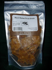Black Walnut Pecan Brittle