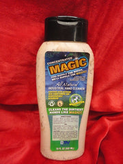 "Advanced ""Magic"" Hand Cleaner"