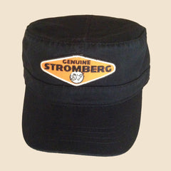 Stromberg engineer hat in black for under $24.