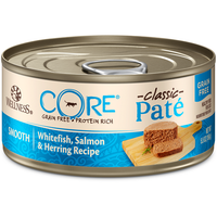 Wellness CORE Salmon, Whitefish & Herring Canned Cat Food