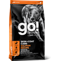 GO! SOLUTIONS SKIN + COAT CARE SALMON RECIPE