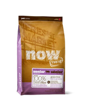NOW! FRESH Grain-Free Senior & Weight Management Dry Cat Food