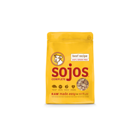 Sojos Complete (with Beef) Dog Food Mix