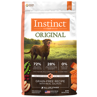 Nature's Variety Instinct Salmon Meal Formula Dry Dog Food