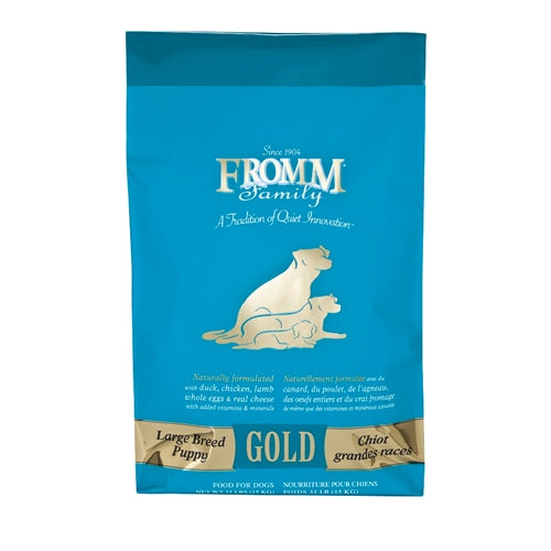 Fromm Gold Nutritionals Large Breed Puppy Dry Dog Food