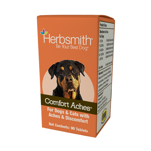 Herbsmith Comfort Aches Dog & Cat Supplement