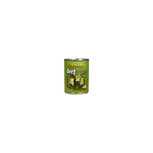 Evanger's All Natural Classic Beef Canned Dog Food