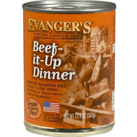 Evanger's Beef It Up Dinner Canned Cat Food