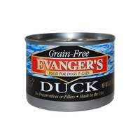 Evanger's Grain-Free Duck Canned Dog & Cat Food