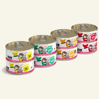 Best Feline Friend Variety Pack Canned Cat Food