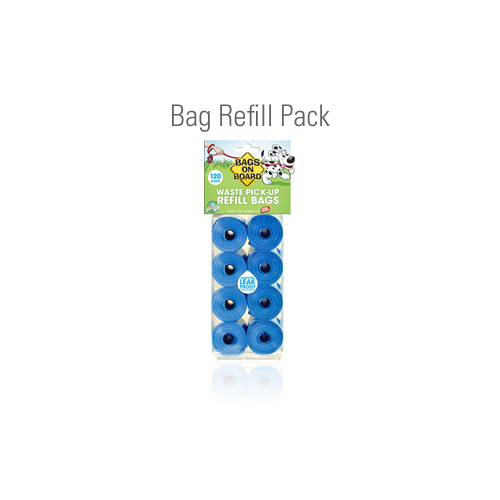 Bags on Board Refill Pack