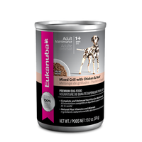 Eukanuba Adult Dog Ground Mixed Grill with Chicken and Beef