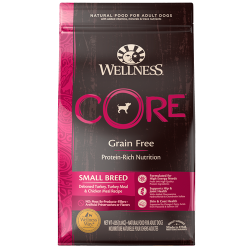 Wellness CORE Small Breed Dry Formula