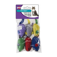 Ethical Pets Felt Mice Cat Toys