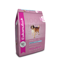 Eukanuba Large Breed Weight Control Formula