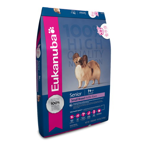 Eukanuba Small Breed Senior Dog Formula