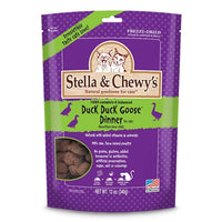 Stella & Chewy's Freeze-Dried Duck Duck Goose Cat Dinner