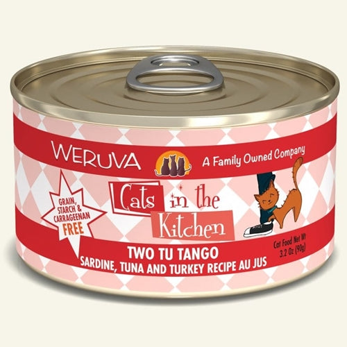 Weruva Cats in the Kitchen Two Tu Tango Cat Food