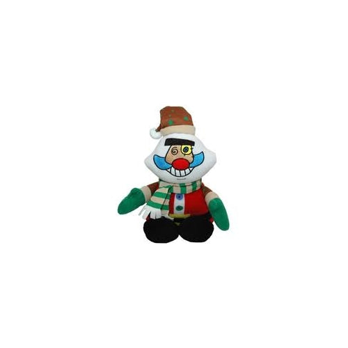 Multipet Holiday Santa Toy