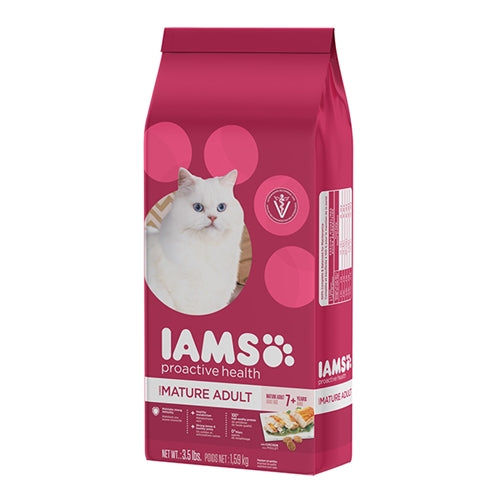 Iams ProActive Health Mature Adult Dry Cat Food