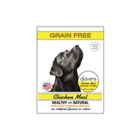 Dave's Pet Food Grain Free Chicken Meal Dry Dog Food