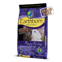 Earthborn Holistic Puppy Vantage Natural Dog Food
