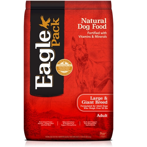 Eagle Pack Natural Large & Giant Breed Adult Dry Dog Food