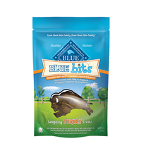 Blue Buffalo Blue Bits Tempting Turkey Soft and Moist Training Dog Treats