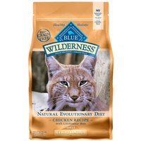 Blue Buffalo Wilderness Grain Free Weight Control Dry Cat Food