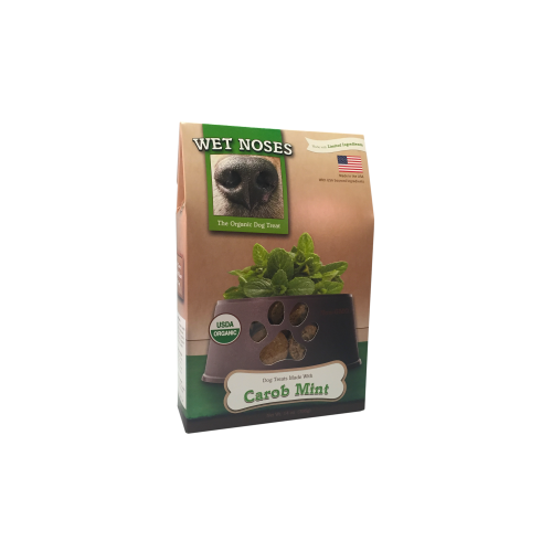 Wet Noses Carob and Mint Dog Treats