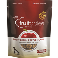 Fruitables Crispy Bacon and Apple Dog Treat