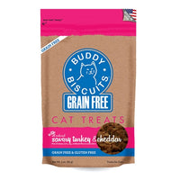 Cloud Star Grain Free Turkey and Cheddar Cat Treats