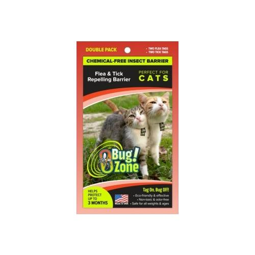 0bugzone! Flea and Tick for Cats
