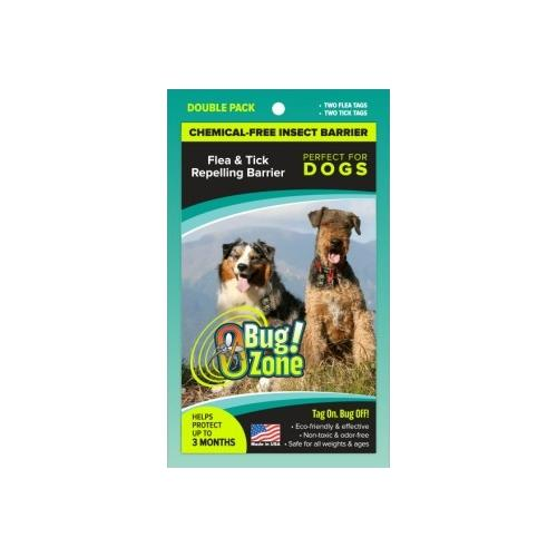 0BUGZONE! Flea and Tick for Dogs
