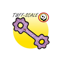 Tuffy Ultimate Series - Tug-o-Gear Dog Toy