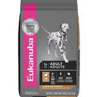 Eukanuba Lamb and Rice Adult Dry Dog Formula