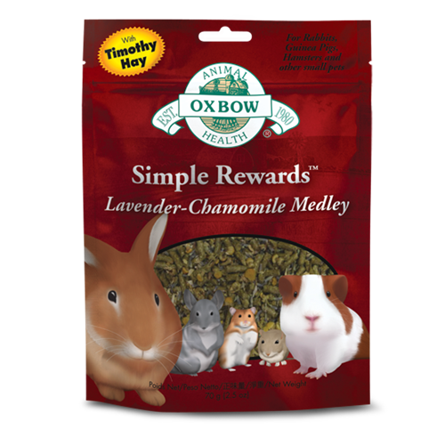 Oxbow Simple Rewards Lavender-Chamomile Medley